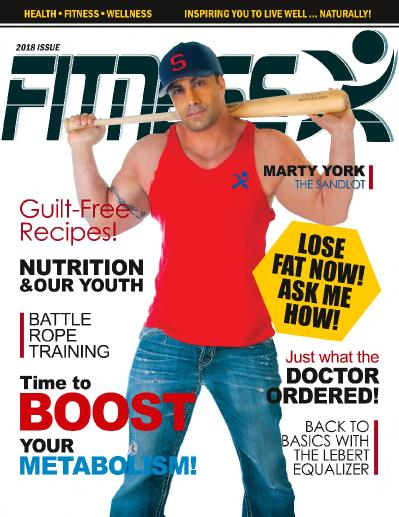 FitnessX Magazine (2018)