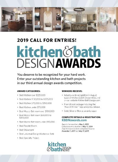 Kitchen Bath Design News April (2019)