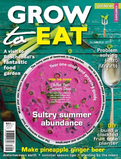 Grow to Eat  January (2017)