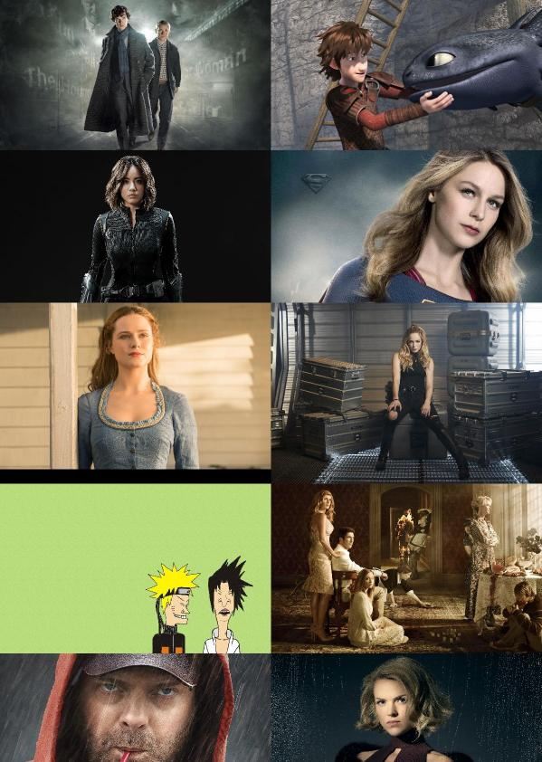 Beautiful And Amazing Tv Series Wallpapers Set   17