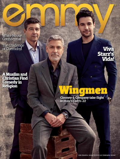 Emmy Magazine - 05 (2019)