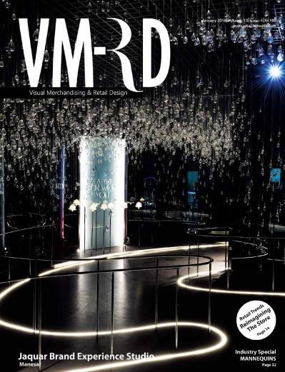 Visual Merchandising and Retail Design January (2018)