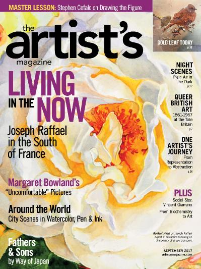 The Artist s Magazine September (2017)