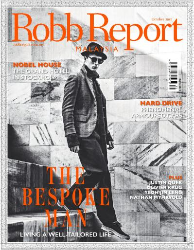 Robb Report Malaysia  October (2017)