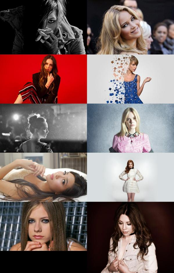 Beautiful Celebrities Wallpapers {pack 123}