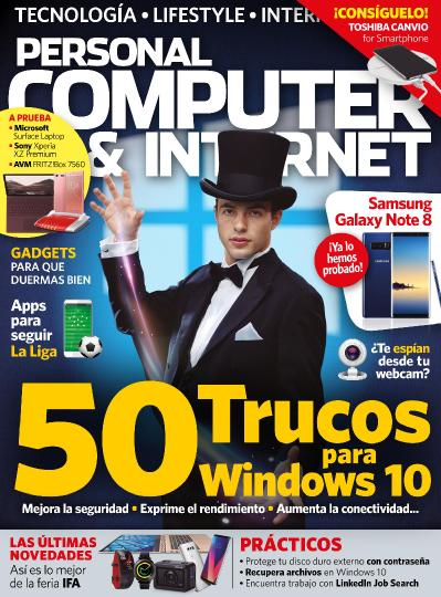 Personal Computer Internet N 179 18 Septiembre (2017)