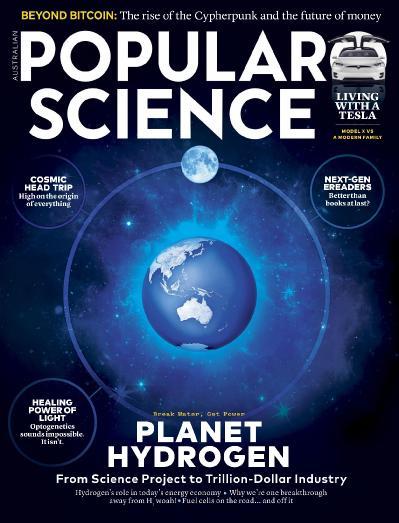 Popular Science Australia October (2017)
