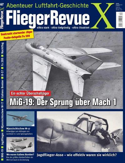 FliegerRevue X  Nr 67 (2017)