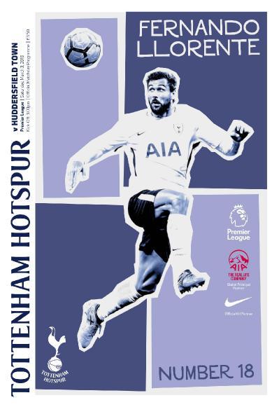 Tottenham Hotspur - March 04 (2018)