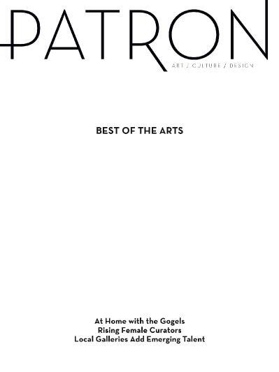 Patron Magazine June-July (2019)