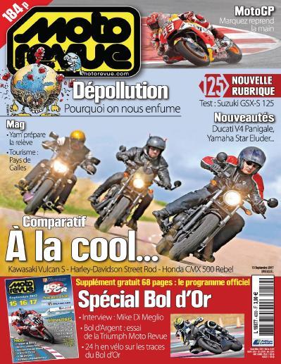 Moto Revue  13 Septembre (2017)