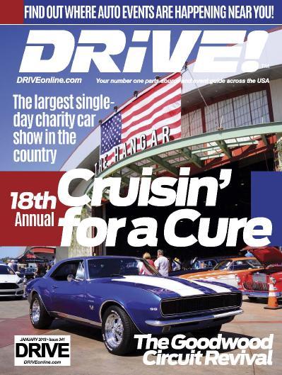 Drive !  January (2018)
