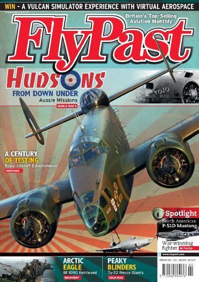 FlyPast  February (2019)