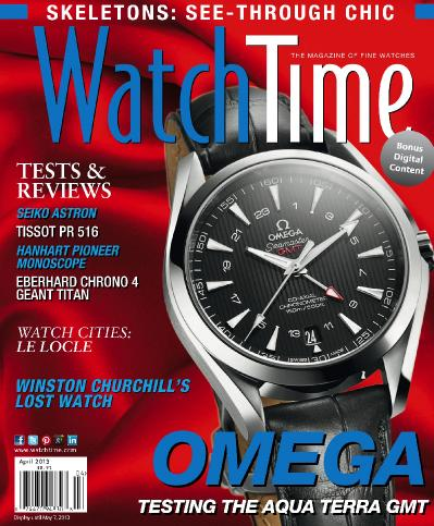 WatchTime  April (2013)