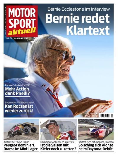 Motorsport Aktuell No 04  10 Januar (2018)
