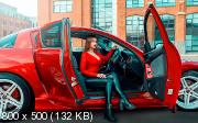 Wallapack Girls & Cars HD by Leha342 11.06.2019