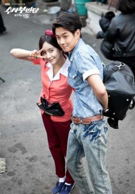 Спаси Ван Чо Хён / Principal Investigator - Save Wang Jo Hyun (2013) HDTVRip 720p