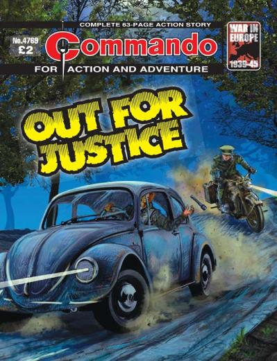 Commando 4769 Out for Justice