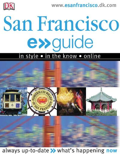 San Francisco e-Guide Eyewitness Travel Guides