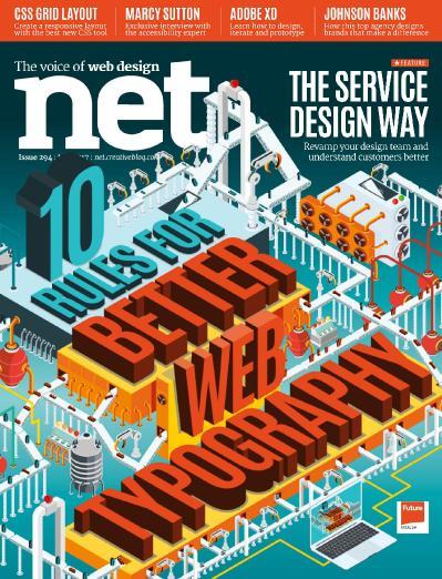 net Issue 294 July (2017)