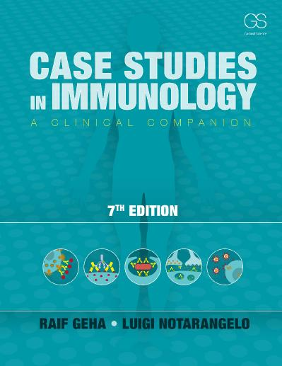Case Studies in Immunology A Clinical Companion