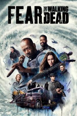 Бойтесь ходячих мертвецов / Fear the Walking Dead [Сезон: 5, Серии: 1-10] (2019) WEBRip 1080p | Profix Media