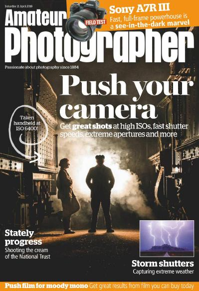 Amateur Photographer - 21 April (2018)
