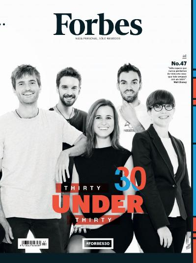 Forbes Spain  octubre (2017)