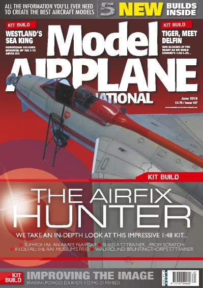Model Airplane International June (2019)