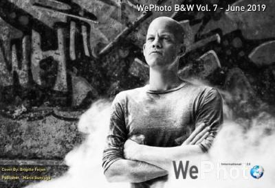 WePhoto B amp W  Volume 7 June (2019)
