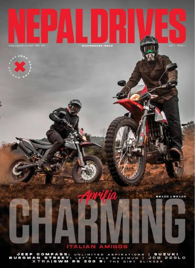 Nepal Drives  Volume 1 Issue 6 (2019)