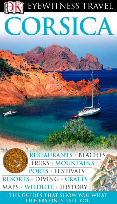 Corsica Eyewitness Travel Guides