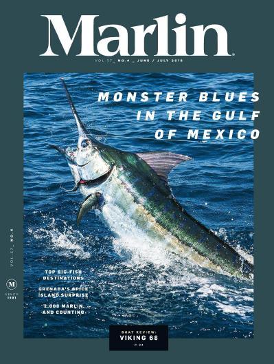 Marlin - May (2018)