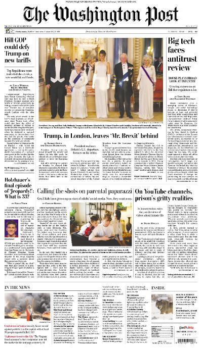 The Washington Post - 04 06 (2019)