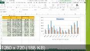 Мастер диаграмм Excel: визуализация и анализ данных (2017) Видеокурс