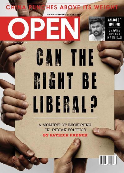 Open Magazine  July 24 (2017)