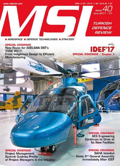 MSI Turkish Defence Review Issue 40 June (2017)