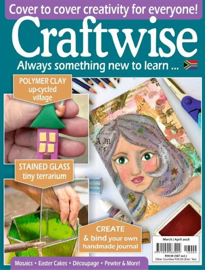 Craftwise - March-April (2016)