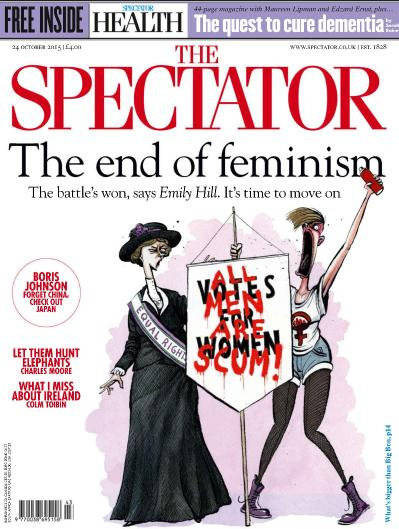 The Spectator - October 24 (2015)