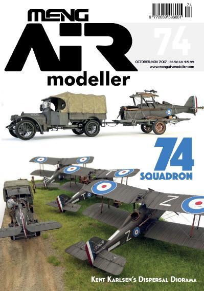AIR Modeller  Issue 74  October-November (2017)