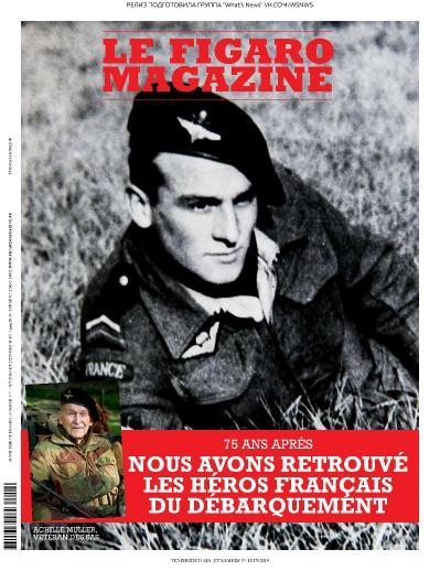 Le Figaro Magazine - 31 05 2019 - 01 06 (2019)