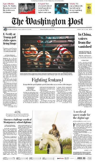 The Washington Post - 26 06 (2019)