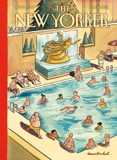 The New Yorker - 11 January (2016)