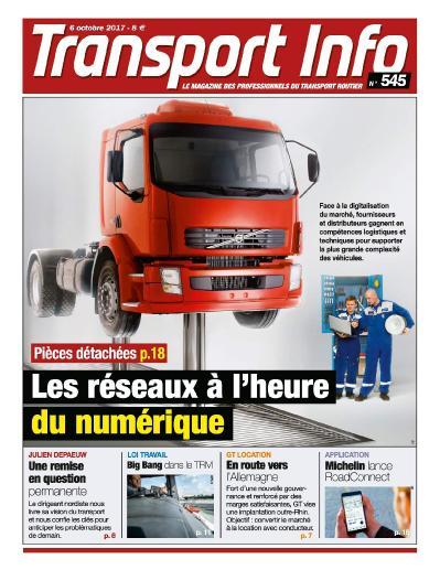 Transport Info Hebdo  6 Octobre (2017)