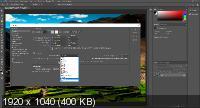 Adobe Photoshop CC 2019 20.0.5 Portable by punsh + Plug-ins
