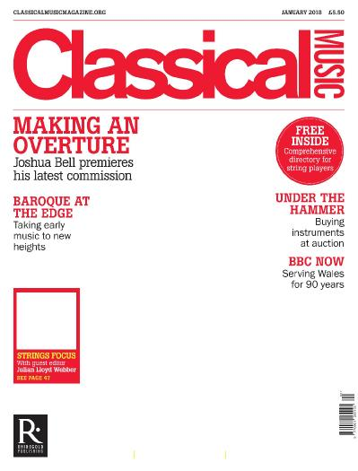 Classical Music  January (2018)