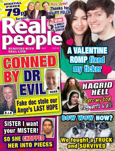 Real People  03 February (2018)