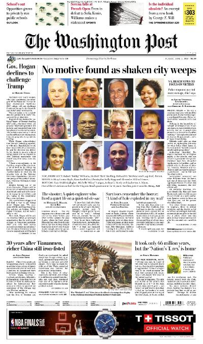 The Washington Post - 02 06 (2019)