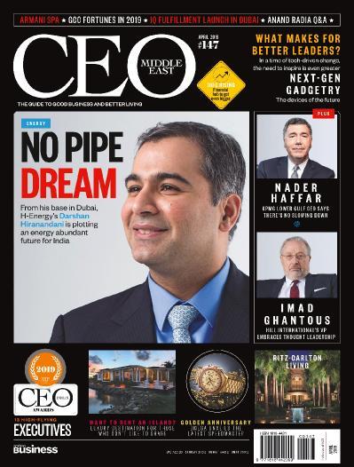 CEO Middle East  April (2019)