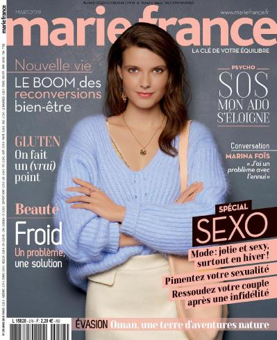 Marie France - 03 (2019)